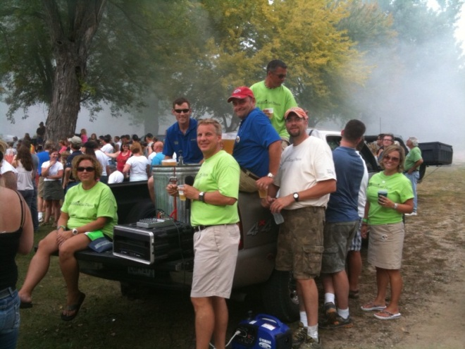 Carver Steamboat Days Committee