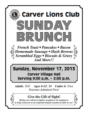 CarverLionsBrunch